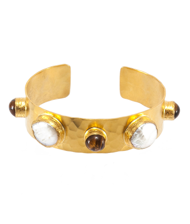 Xara 'Eye Of the Tiger' Cuff