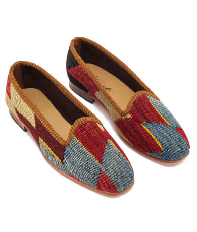 Turkish Kilim Shoes